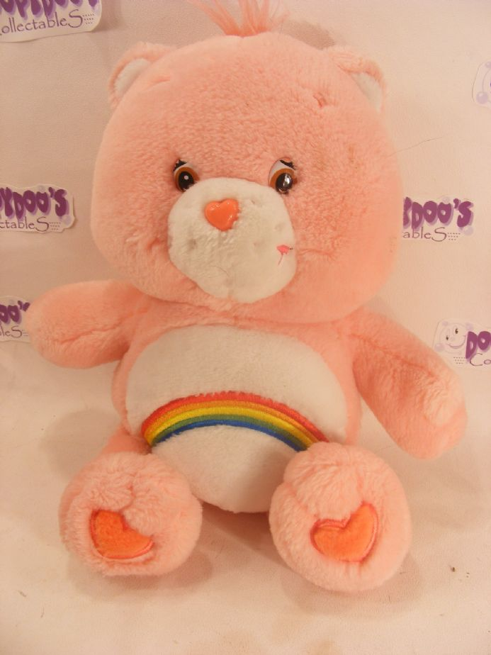 "MODERN 12"" CHEER CAREBEAR CARE BEARS"